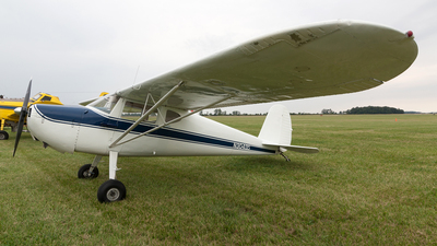 N3043S - Cessna 140 - Private