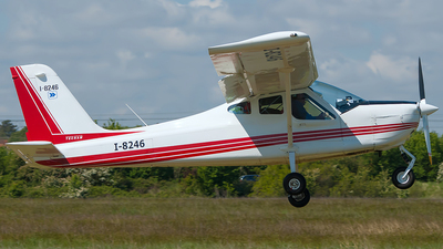 I-8246 - Tecnam P92 Echo - Private