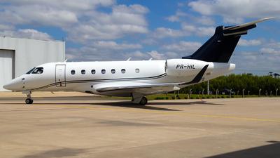 PR-HIL - Embraer EMB-550 Legacy 500 - Private