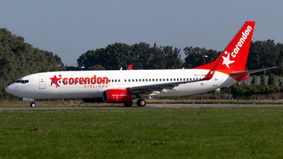 A picture of TCTJO - Boeing 73786N - Corendon Airlines - © Jan Rosskamp