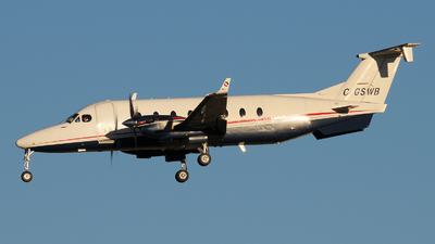 A picture of CGSWB - Beech 1900D - Sunwest Aviation - © Jens Brokuf
