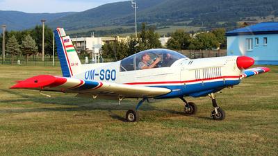 OM-SGO - Zlin 142 - Private
