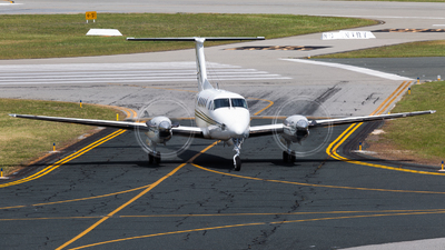 VH-NQT - Beechcraft 200 Super King Air - Star Aviation