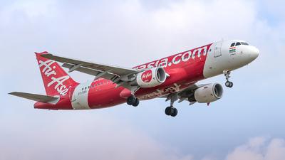 VT-SXR - Airbus A320-214 - AirAsia India