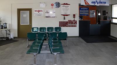 CYDA - Airport - Terminal