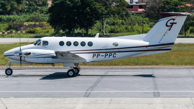 PP-PPC - Beechcraft B200GT Super King Air - Private
