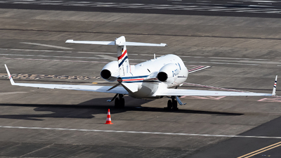 D-CICU - Bombardier Learjet 45 - Private