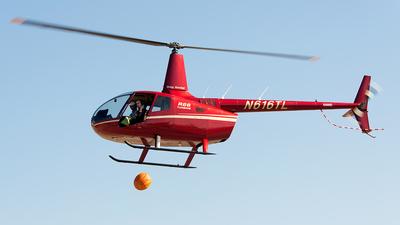 N616TL - Robinson R66 Turbine - Bay Aerial