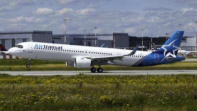 D-AYAJ - Airbus A321-271NX - Air Transat