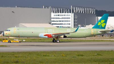 D-AZAE - Airbus A321-253NX - Aer Lingus
