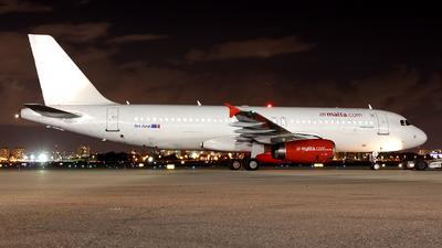 9H-AHR - Airbus A320-232 - Air Malta