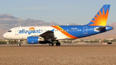 N320NV - Airbus A319-111 - Allegiant Air