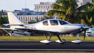 N123PR - Lancair ES - Private
