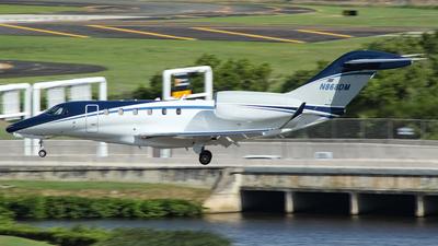 N868DM - Cessna 750 Citation X - Private
