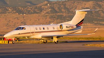 N427QS - Embraer 505 Phenom 300E - NetJets Aviation