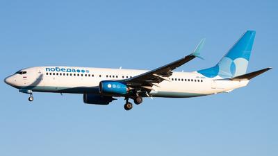 VP-BQH - Boeing 737-8MC - Pobeda
