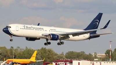 EI-GEP - Boeing 767-323(ER) - Blue Panorama Airlines