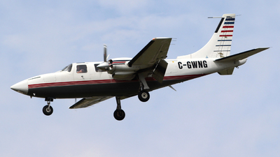 A picture of CGWNG - Aerostar 601P - [61P0356110] - © Guy Langlois