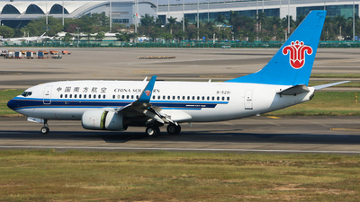B-5291 - Boeing 737-71B - China Southern Airlines