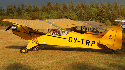 OY-TRP - Piper J-3C-65 Cub - Private
