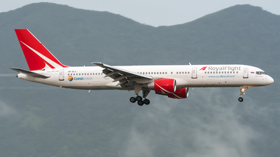 A picture of VPBLB - Boeing 757231 - Royal Flight - © AN888