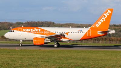 OE-LKL - Airbus A319-111 - easyJet Europe