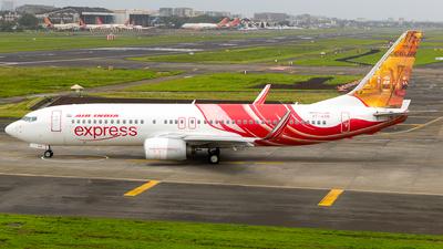 A picture of VTAXM - Boeing 7378HG - Air India Express - © Aneesh Bapaye