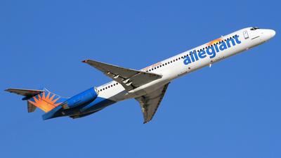 N403NV - McDonnell Douglas MD-88 - Allegiant Air