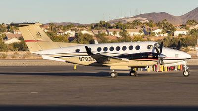 N783ZA - Beechcraft 300 Super King Air - Private