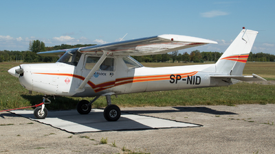 SP-NID - Cessna 152 - Private
