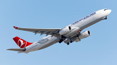A picture of TCLOJ - Airbus A330343 - Turkish Airlines - © Ömür Sadikoglu