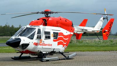 D-HAPS - MBB BK117C-1 - Heli Service