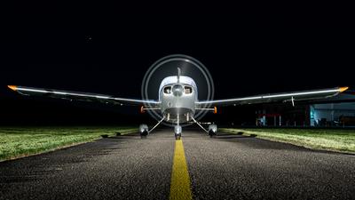 HB-HOJ - MDB Flugtechnik MD-3-160 Swisstrainer - Private