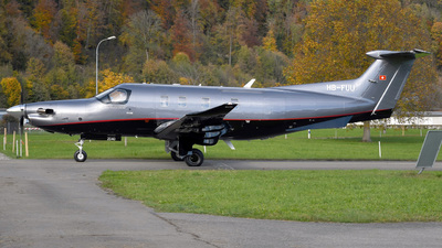 HB-FUU - Pilatus PC-12 NGX - Private