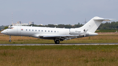 T7-LUI - Bombardier BD-700-1A11 Global 5000 - Private