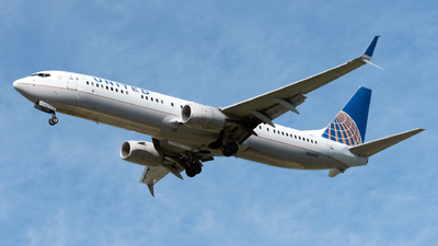 A picture of N64809 - Boeing 737924(ER) - United Airlines - © Kerrigan_Aviation_NJ