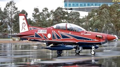 HB-HWK - Pilatus PC-21 - Australia - Royal Australian Air Force (RAAF)