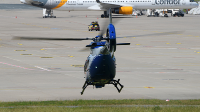 D-HNWU - Airbus Helicopters H145 - Germany - Police