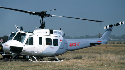 N8154L - Bell UH-1D Huey - Private