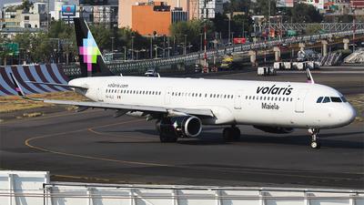 A picture of XAVLU - Airbus A321231 - Volaris - © Alejandro Aceves