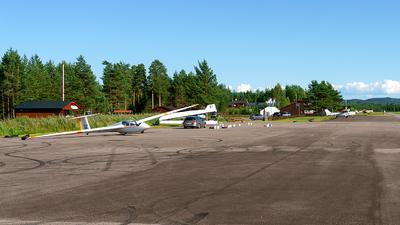 ENSM - Airport - Ramp
