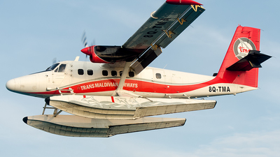8Q-TMA - De Havilland Canada DHC-6-100 Twin Otter - Trans Maldivian Airways