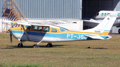 PT-JSL - Cessna U206F Stationair 6 - Private