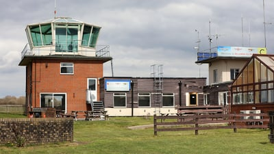 EGTB - Airport - Control Tower