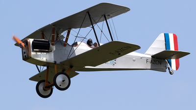 F-AZCN - Royal Aircraft Factory S.E.5a - Private