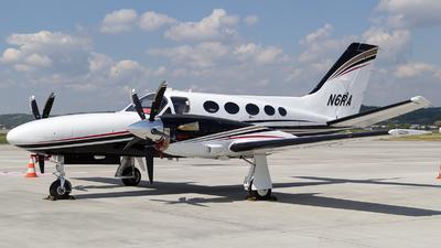 A picture of N6RA - Cessna 425 - [4250168] - © Łukasz Stawiarz