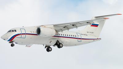 A picture of RA61722 - Antonov An148 - [4209] - © KomradAlexey