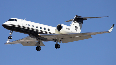 N711FW - Gulfstream G450 - West Air Aviation