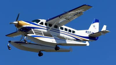 N37JW - Cessna 208B Grand Caravan EX - Private