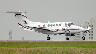 PP-NAT - Beechcraft B200 Super King Air - Private